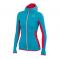 Běžecká bunda Sportful RYTHMO W 0400748 modro/červená dámská