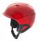 Dětská sjezdová helma Carrera CJ-1 červená