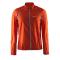 Cyklistická bunda Craft 1903292-2569 X-OverConvert oranžová pánská