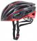 Cyklistická helma Uvex Race 5  black mat red 2016