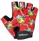 Dětské cyklistické rukavice Etape Tiny 44-05 včelka červená