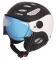 Lyžařská helma Mango Cusna VIP černá mat/bílá