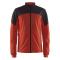 Běžecká bunda Craft Intensity pánská oranžovo černá 1904238-2566