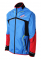 Běžecká bunda KV+ Davos jacket blue/red/green 8V140.23 2018/19