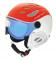 Lyžařská helma Mango Cusna VIP 2017/1/ orange/white matt