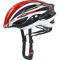 Cyklistická helma Uvex  Race 1 red-white 2018