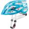 Cyklistická helma Uvex I-VO C, Lightblue 2018