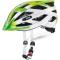 Cyklistická helma Uvex Air wing, Lime white 2019