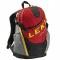 Batoh Leki Daypack 28l batoh black-red-silver