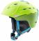 Lyžařská helma Uvex P2US, zelená-světle modrá mat 2018/19
