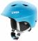Dětská lyžařská helma Uvex Airwing 2 Pro, světle modrá-bílá mat 2018/19