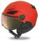 Lyžařská helma Mango Wind free oranžová mat 2018/19
