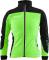 Dětská běžecká bunda Silvini Rognosa green-black CJ1328-410 2018/19