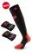 Ponožky vyhřívané Lenz set of heat sock 5.0 toe cap + lithium pack rcB 1200 (EU/US) 2018/19