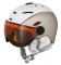 Lyžařská helma dámská Etape Grace pro bílá/prosecco 2019/20