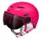 Dětská lyžařská helma Etape Rider pro růžová/ bílá mat 2019/20