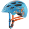 Juniorská cyklistická helma Uvex finale junior CC petrol rob mat 2020
