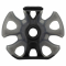 Košíčky na skialpové hole Leki Big Mountain binding Basket 2K 95 mm smoke/black  2020/21