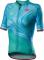Cyklistický dres dámský Castelli Climber's 2.0 W jersey celeste 2021