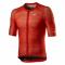 Cyklistický dres Castelli CLIMBER'S 3.0 SL JERSEY Fiery red 2021