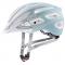 Cyklistická helma Uvex True CC papyrus - peacock mat 2021
