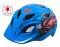 Dětská cyklistická helma Etape Pluto light modro-červená 2021