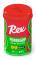 stoupací vosk na běžecké lyže Rex POWERGRIP FLUOR ZELENÝ -10°C až -20°C 45g